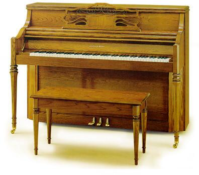 Console The Riviera Piano