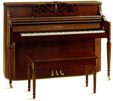 Console Traditional Piano
